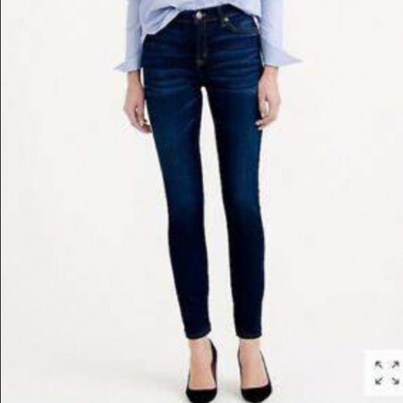 J Crew - Lookout High Rise Skinny - Size 29